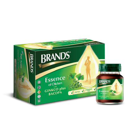 BRAND'S Essence of Chicken with Ginkgo plus Bacopa 6s x 70ml