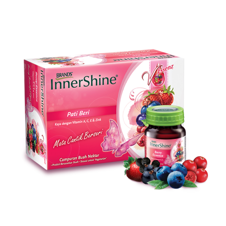 BRAND'S InnerShine Berry Essence – 6s x 42ml