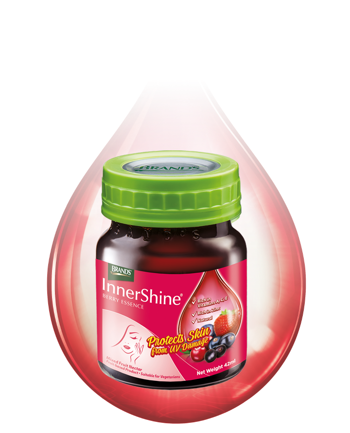 BRAND'S InnerShine Berry Essence – Bottle 42ml