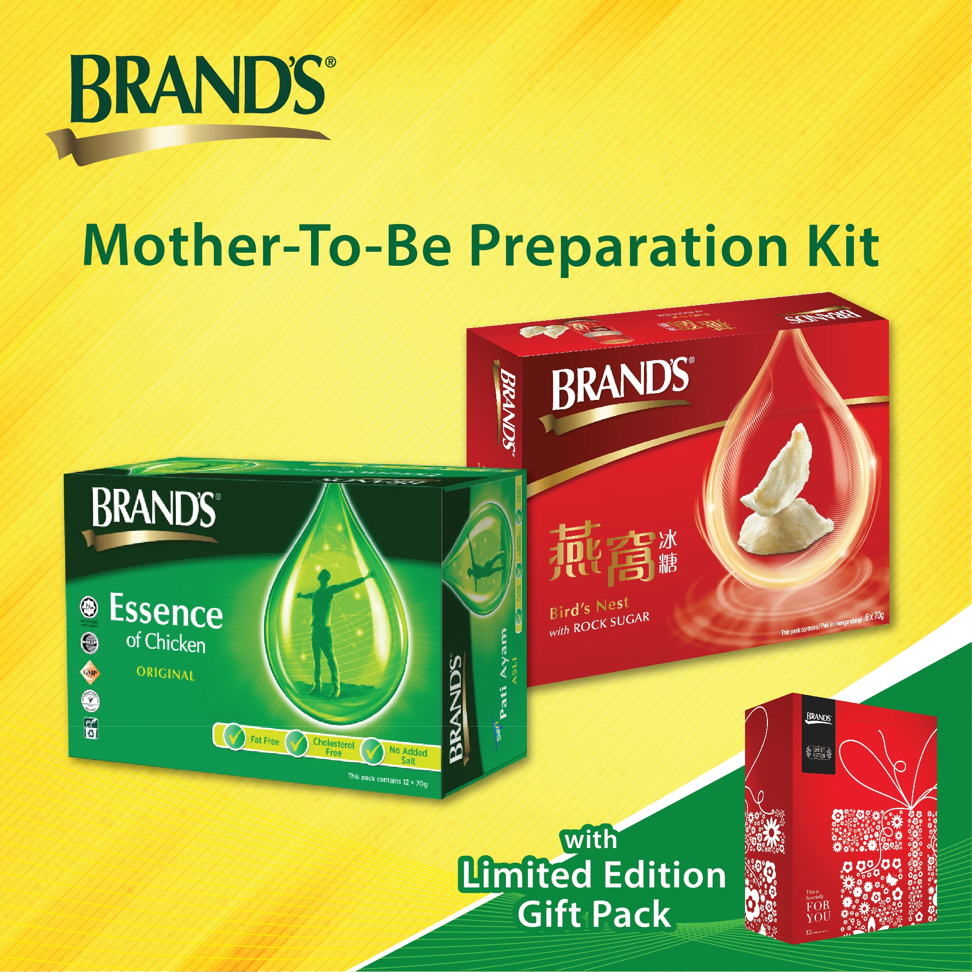 Mother To Be Preparation kit