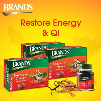 BRAND'S® Essence of Chicken with Cordyceps