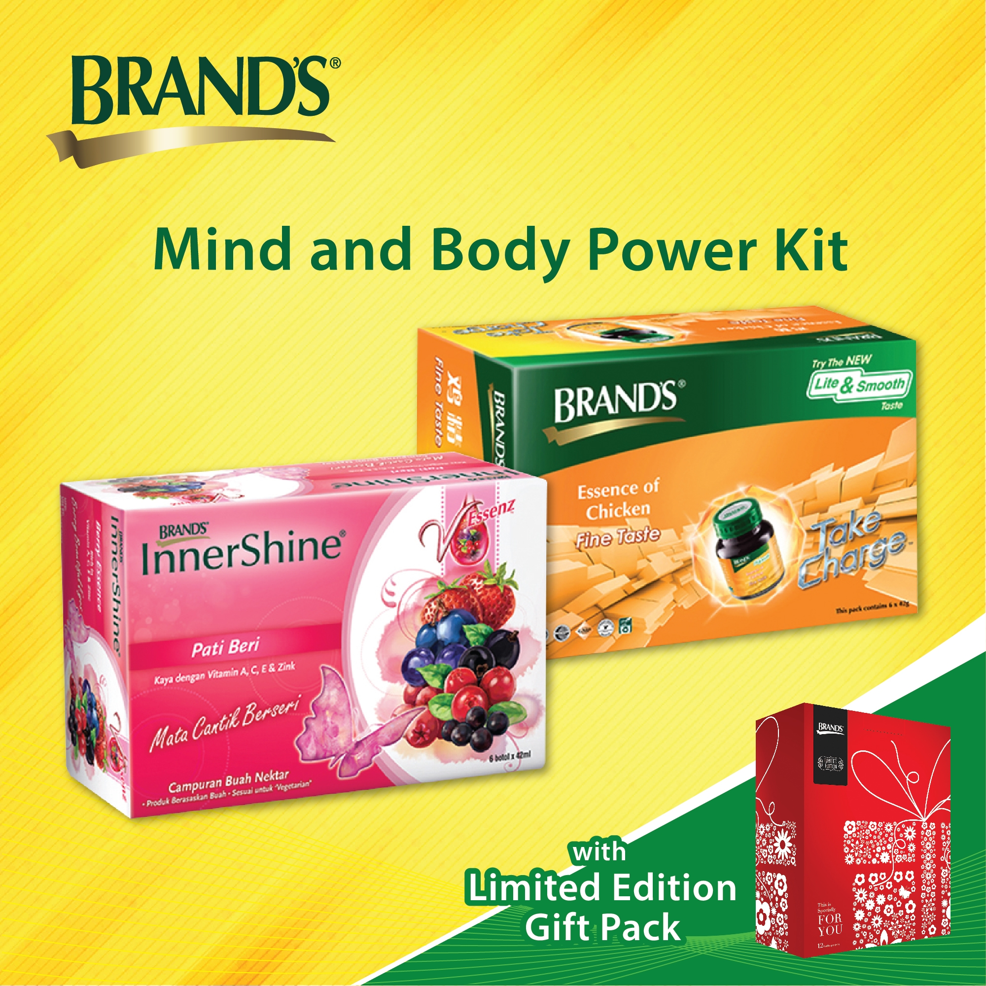 Mind and Body power Kit2