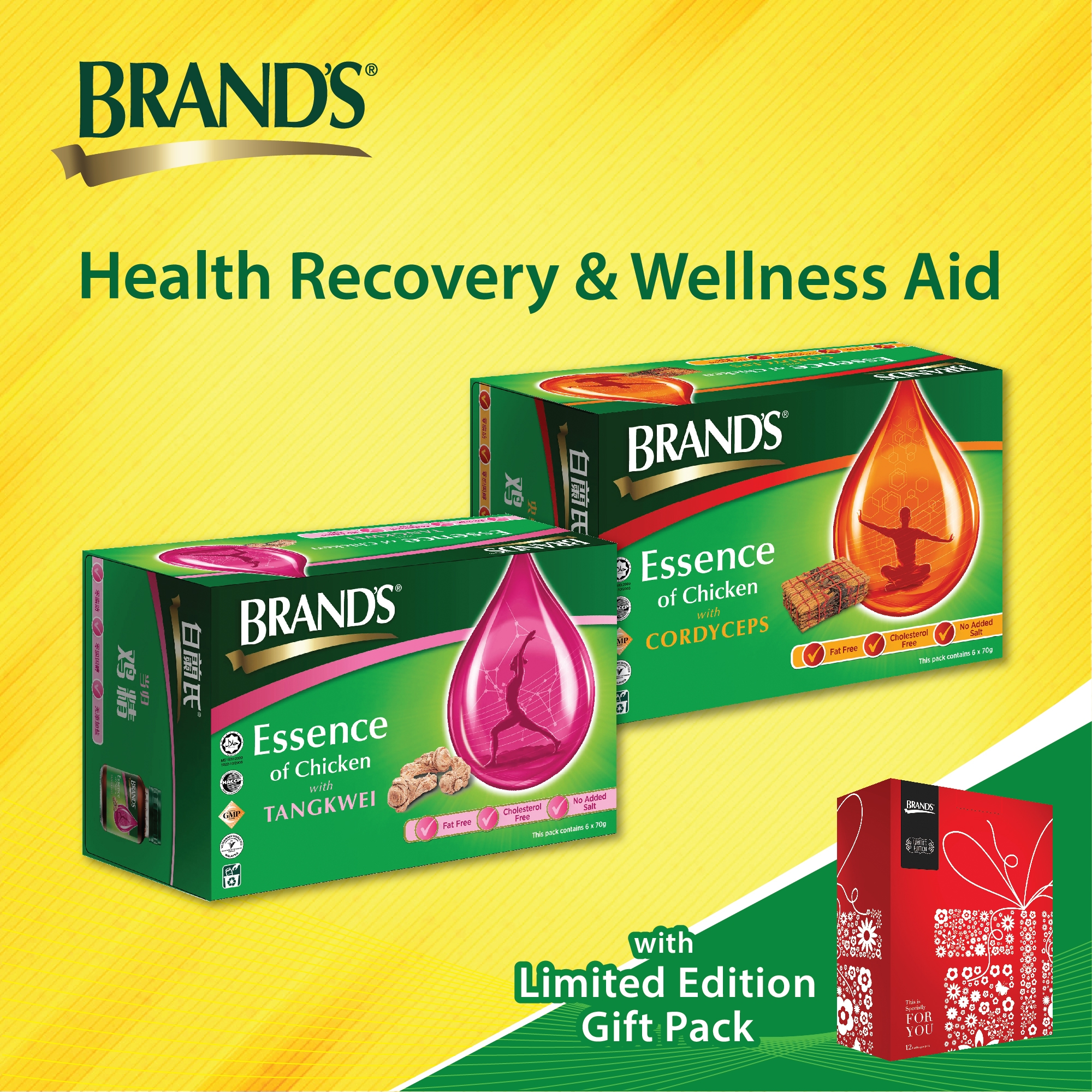 Health Recovery & wellness Aid
