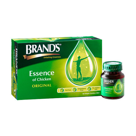 BRAND'S Essence of Chicken – 15s x 68ml
